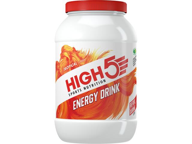 High5 Energy Drink 2,2kg, Tropical